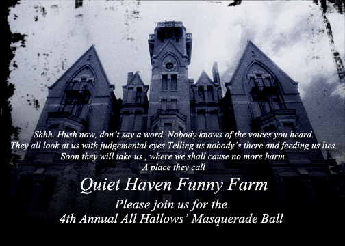 1986 quiet haven funny farm