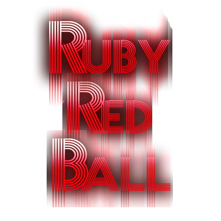 2016 - Ruby Red ball