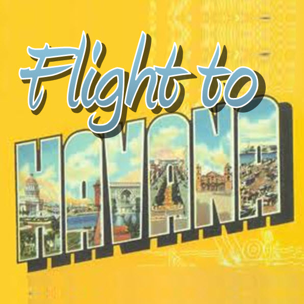 1983 - Flight to Havana